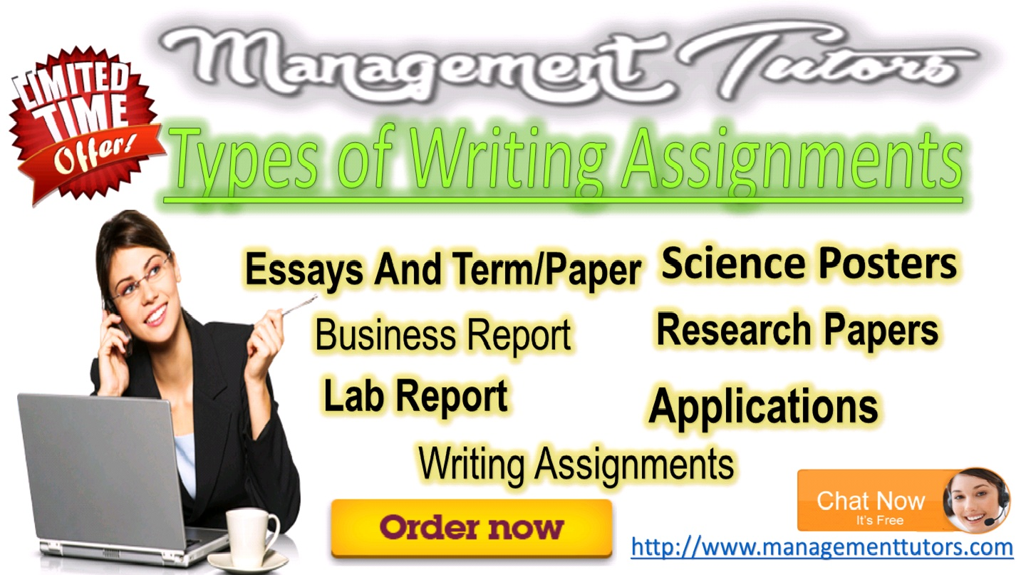 classifications of essay writing
